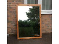 Ducal wall mirror