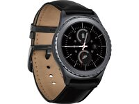 SAMSUNG GEAR S2 CLASSIC WATCH BRAND NEW, BOX PACK