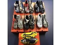 Size 6 brand new Nike football boots in box men's women's kids