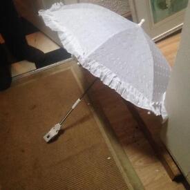 Pram parasole sun proctor