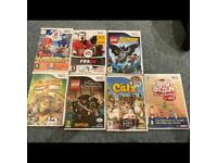 Variety of Nintendo wii games