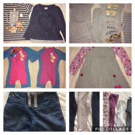 1 &½ - 2yrs Girls clothes bundle (individual photos available) (LIKE BRAND NEW) (FFSP)