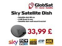 Sky Zone 2 Satelitte dish