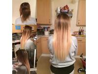 ***CHRISTMAS DISCOUNT ON HAIR EXTENSIONS, NANO AND MICRO RINGS FULL SETS FROM £150!***