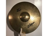 """Zildjian Z3 20"""" Rock Ride *Great Cond.* £120 ono"""