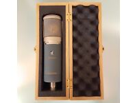 SE Electronics Z5600A II valve condenser microphone