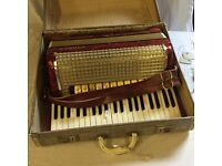 Hohner Verdi VM accordion musette tuned suitable for Scottish folk