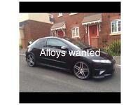 Alloys wheels type r