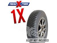1x 165R13 C Tyre ( 165/80r13 c ) Tyres 165 80 13 Commercial x1