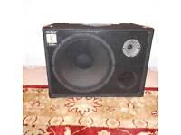 Eden Bass Combo Amp NC115 250W