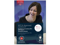 ACCA (any paper) study materials up to 2017 exams!
