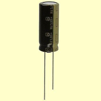 10 Pcs. Panasonic Low Esr Kondensator Eeufm1c471l 470uf 16v 8x15mm Rm35 Bp