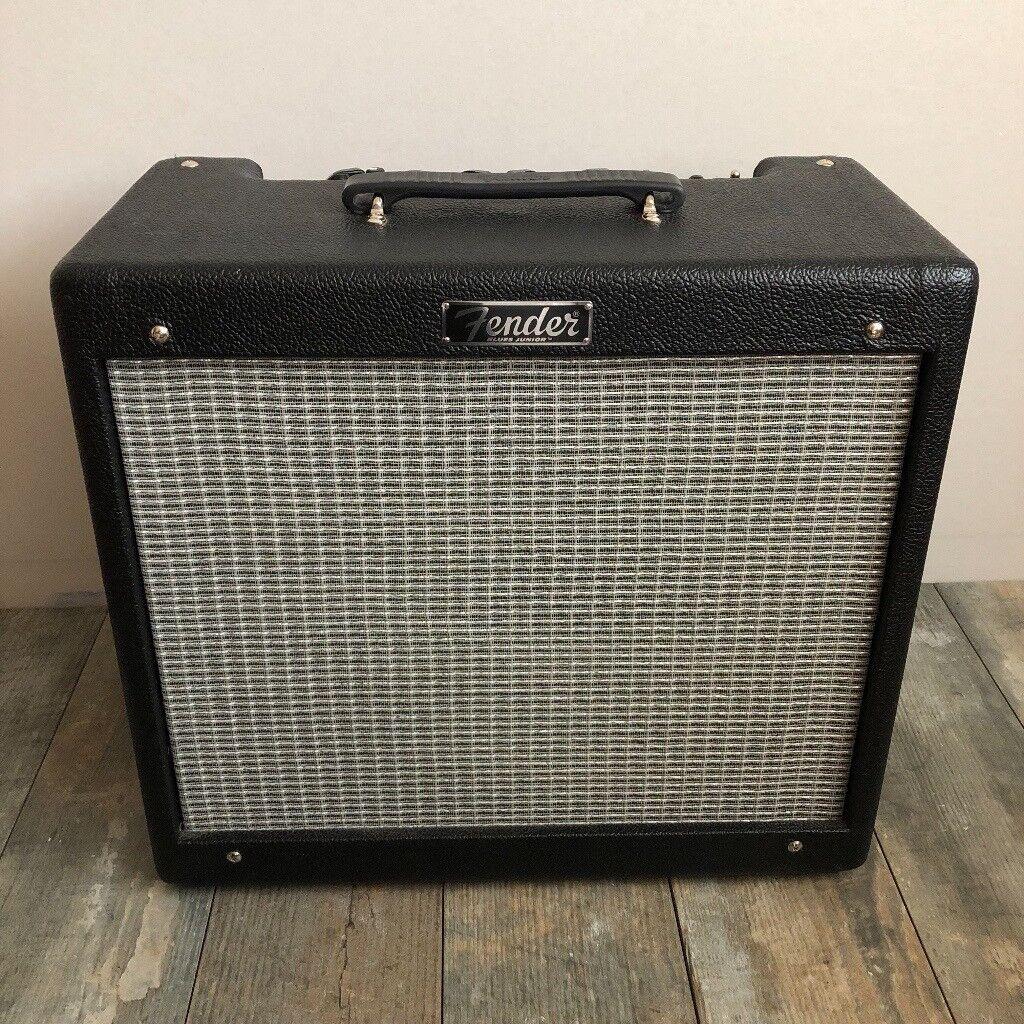Fender Blues Junior with Billm Mods + Speaker upgrade 230v UK | in  Alvaston, Derbyshire | Gumtree
