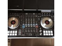 Five months old Pioneer DDJ-SZ + Magma flight case. - Mint condition