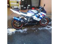 Suzuki GSXR 1000 K3 - New fairings