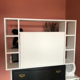 Used Wayfair Stets Muse Floating Desk By Ebern Designs in White