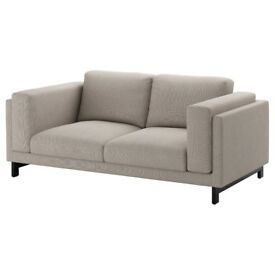 Ikea Nockeby Sofa semi-new - Retail Price £575