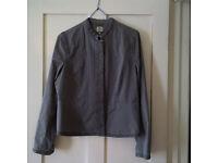 Grey Noa Noa jacket (worn twice) - Large size