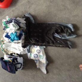 Boys baby clothes 9 to 12 months