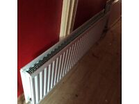 9 radiators. In very good condition, range of sizes. Only used 2 years