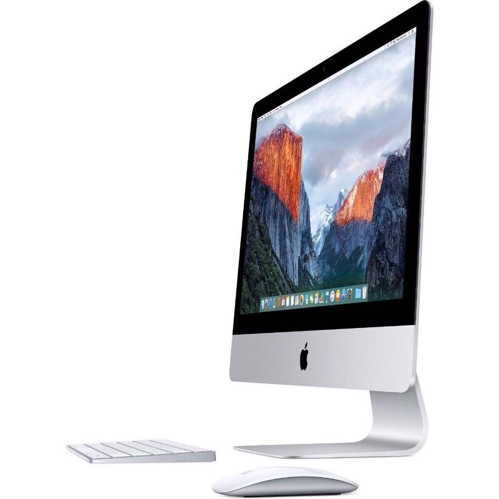 "Apple iMac A1418 21.5"" DesktopMK442B/A late 2015 1TB, 8G RAM, Core i5 5TH GENin Small Heath, West MidlandsGumtree - Type All in One Hard Drive Capacity 1000GB Release Year 2008 Bundled Items Monitor, Network Card, Speakers, Wi Fi Card Manufacturer warranty None Brand Apple Processor Type I5 5TH GEN Screen Size 21.5 INCH Processor Speed 1.6GHz Product Family iMac..."