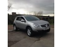 Nissan qashqai 1.6 petrol 45,000 miles from new