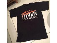 Trapstar London it's a secret t shirt small