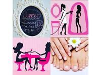 💜 Summer Offer 💜 Gel Fingers, Gel Toes and Spray Tan £33