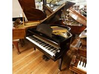 Black Baby Grand Piano By Sherwood Phoenix Pianos