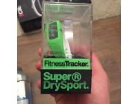 Fitness tracker by super dry sport
