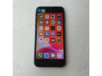 APPLE IPHONE 7 32GB BLACK UNLOCKED TO ALL NETWORKS WITH RECEIPT