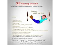 S.P Cleaning specialist - Residential, commercial and domestic cleaning services
