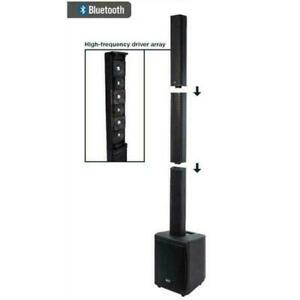 Gemini WRX-843 Professional Column Array PA Speaker System with Bluetooth