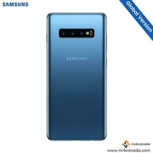Samsung Galaxy S10, S10e, S10 Plus, Dual SIM, 6GB/128GB, All Colours, Unlocked  **Free Shipping** >>www.Mi4Canada.com<<