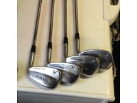 Maxfli golf clubs