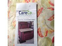 CareCo universal, adjustable table.