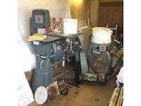 Shop smith mark V 510 wood cutting lathe