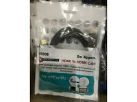 Hdmi cable new