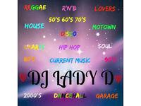 DJ LADY D