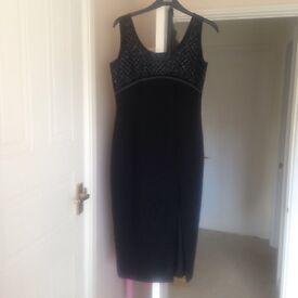 Reduced.... Bargain ....Little black party Dress