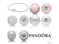 Lost Pandora Essence Bracelet with 4 Charms