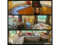 PERFECT FAMILY STATIC CARAVAN For Sale - Seaside Town - Pet Friendly