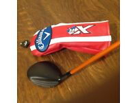 callaway XR16 Pro (18 degree Wood) with Tour AD DI-7s shaft