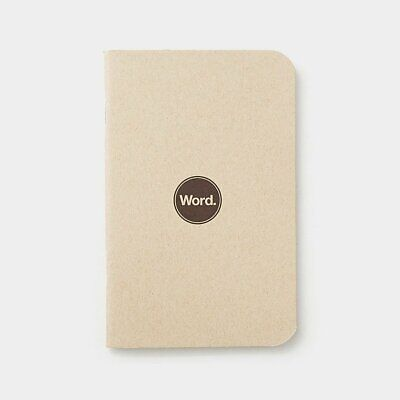 Word. Notebooks - Natural