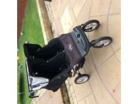 Double Buggy - City Classic Baby Jogger
