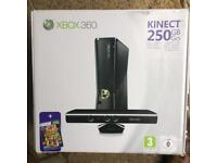 For Sale XBOX 360 Kinect 250GB