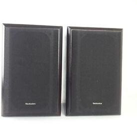 TECHNICS SB-HD50A Speaker Pair High-End Bookshelf Speakers Main Stereo