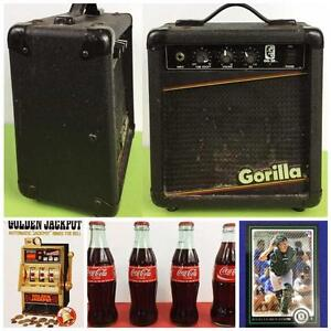 ONLINE AUCTION! ENDS TUESDAY! Electronics, Video Games, Sports Collectibles, Vintage Decor AND SO MUCH MORE! $2 Bids!