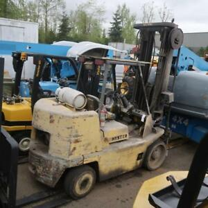 HYSTER S155XL Forklift