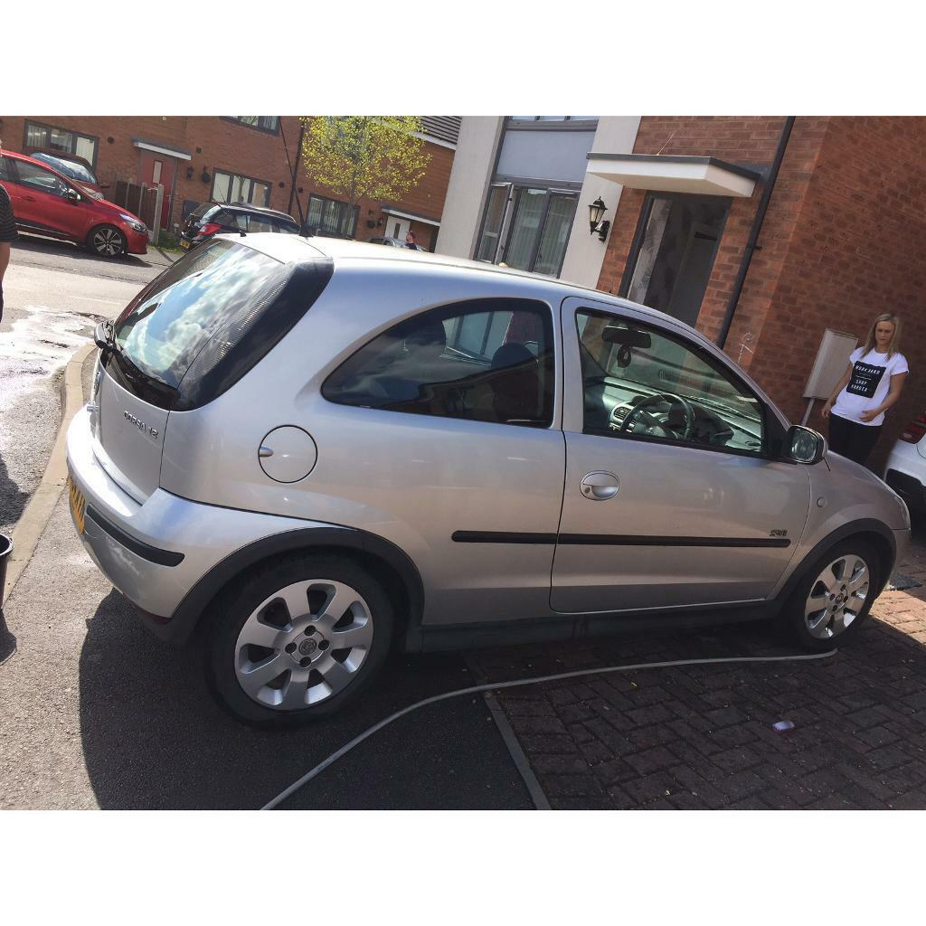 Vauxhall corsa 1.2 petrol 2004 FOR SALE